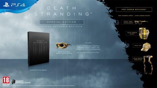 Death Stranding - edycja limitowana