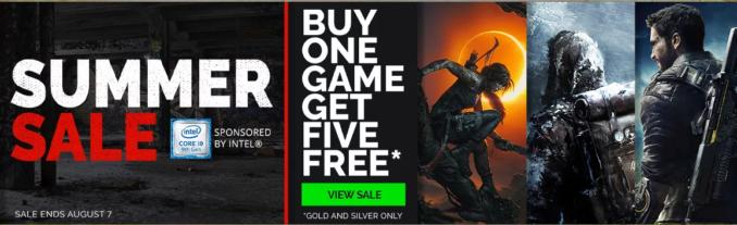 Green Man Gaming – Summer Sale