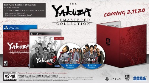 yakuza collection