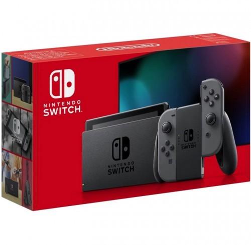 Promocja na Nintendo Switch + Joy-Con Szary