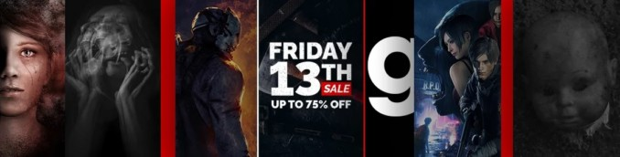 GreenManGaming – Friday 13th Sale