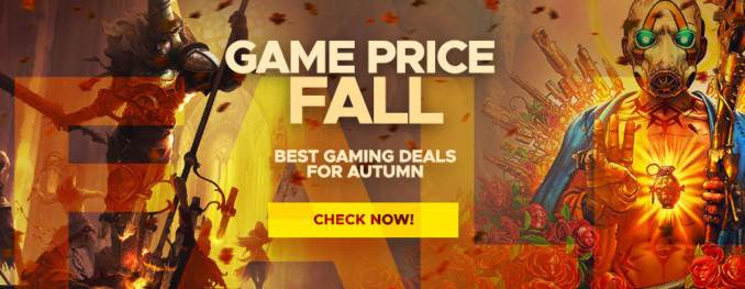 Eneba – Game Price Fall Sale