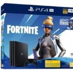 Promocja na PlayStation 4 1TB PRO + Fortnite