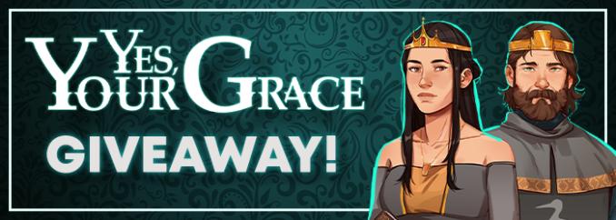 Rozdajemy 5 tysięcy kluczy do bety Yes, Your Grace!