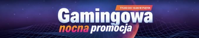 Gamingowa nocna promocja w Euro RTV AGD (14.11)