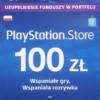 Promocja na doładowanie 100 pln do PlayStation Store