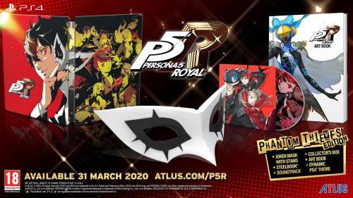 Promocja na Persona 5 Royal - Phantom Thieves