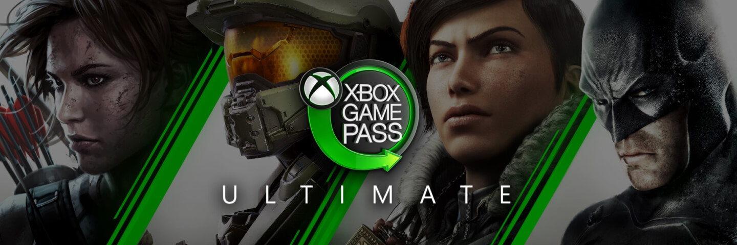 Xbox Game Pass Ultimate w promocji