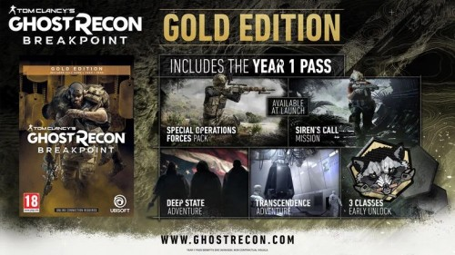 Promocja na Breakpoint Gold Edition