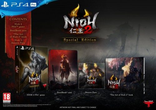 Promocja na Nioh 2 Edycja Specjalna