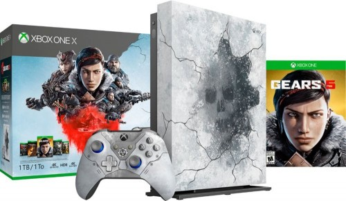Promocja na Xbox One X