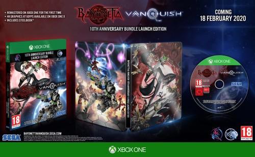 Promocja na Bayonetta & Vanquish 10th Anniversary