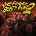 Promocja na One Finger Death Punch 2