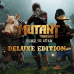Promocja na Mutant Year Zero Road To Eden Deluxe