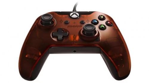 promocja na PDP Xbox One & Windows Wired Controller (pomarańczowy)