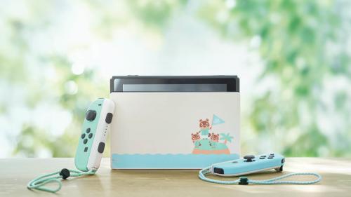 Promocja na Nintendo Switch Animal Crossing Edition
