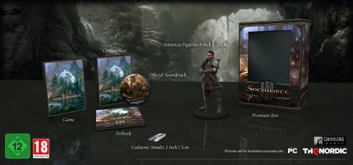 Promocja na edycję kolekcjonerską SpellForce 3 na PC