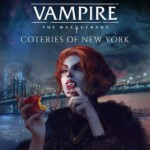 Promocja na Vampire The Masquerade Coteries of New York