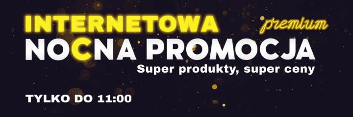 Internetowa nocna promocja premium