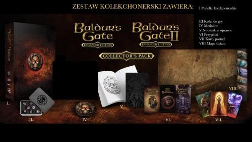 Promocja na Sagę Baldurs Gate (PS4) w wydaniu kolekcjonerskim