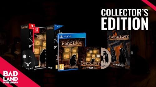 Promocja na edycję kolekcjonerską Beholder: Complete Edition