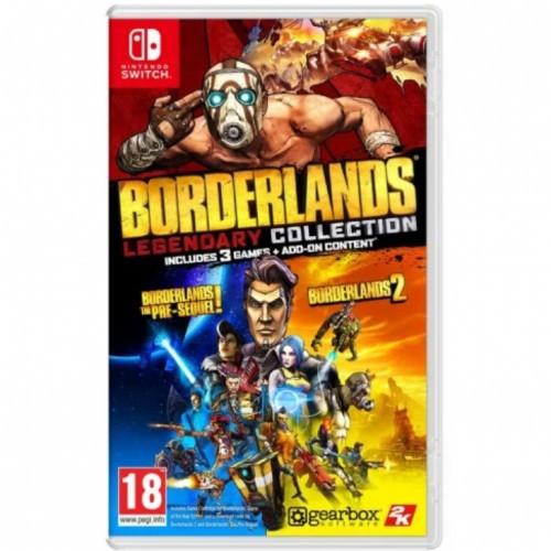 Promocja na Borderlands Legendary Collection
