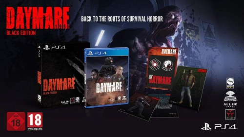 Promocja na Daymare 1998 Black Edition
