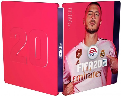 Promocja na FIFA 20 Steelbook