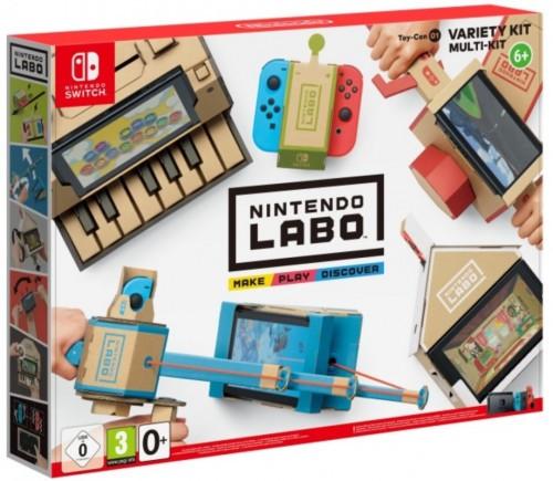 Promocja na Nintendo Labo Variety Kit