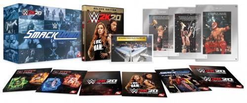 Promocja na WWE 2K20 - Edycja Kolekcjonerska