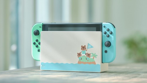 Promocja na Nintendo Switch Animal Crossing: New Horizons Edition