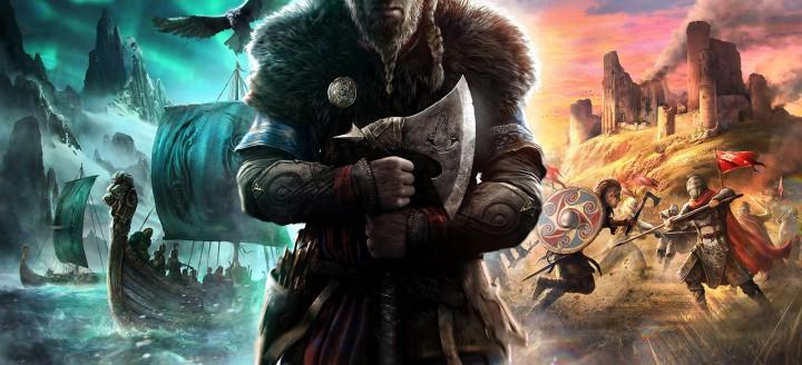 Assassin's Creed: Valhalla - key art