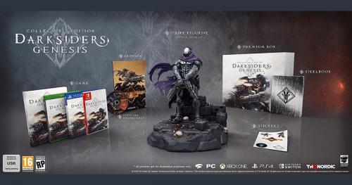 Promocja Darksiders Genesis - Edycja Kolekcjonerska