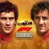 Promocja na F1 2019 Legends Edition