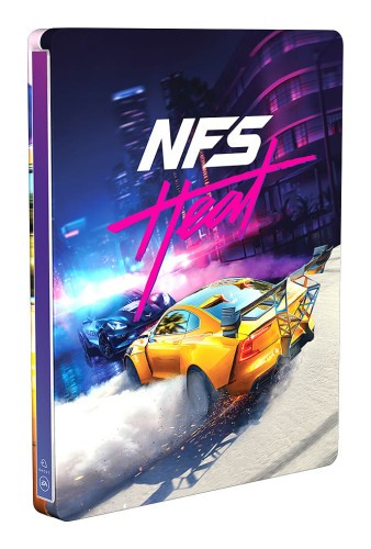 Promocja na steelbook Need for Speed Heat