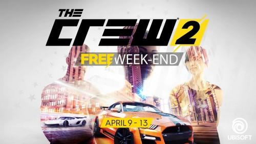 Darmowy weekend The Crew 2