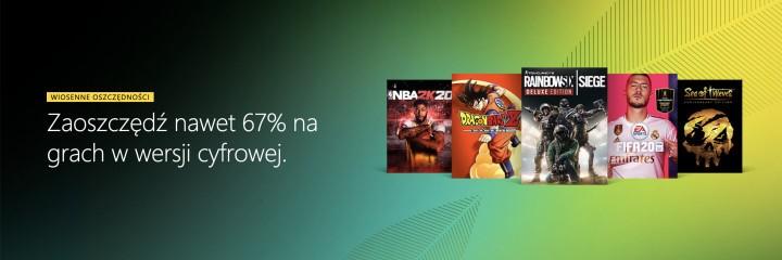 Xbox Spring Sale 2020