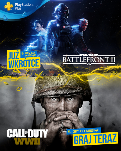 STAR WARS Battlefront II od 2 czerwca w PlayStation Plus