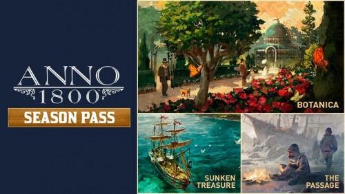 Promocja na Anno 1800 Season Pass