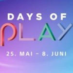 Logo Days of Play PlayStation