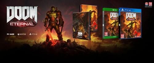 Promocja na Doom Eternal + Steelbook