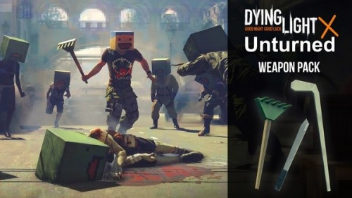 Dying Light - Unturned Weapon Pack dostępny za darmo