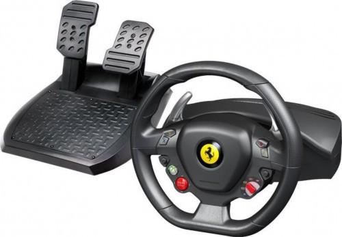 Promocja na Thrustmaster Ferrari 458 Italia