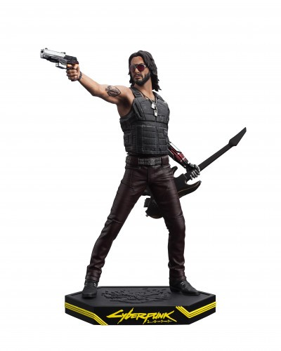 Cyberpunk 2077 figurka Johnny'ego Silverhand