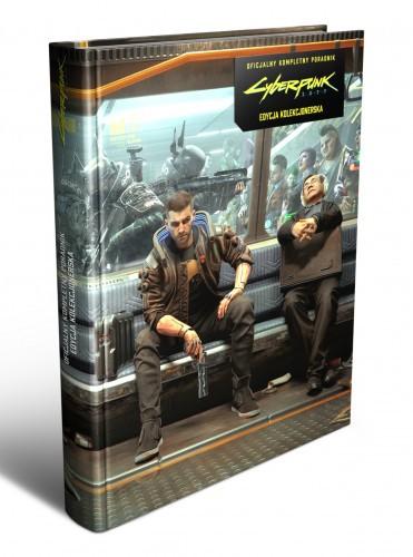 Oficjalny, kolekcjonerski poradnik Cyberpunk 2077