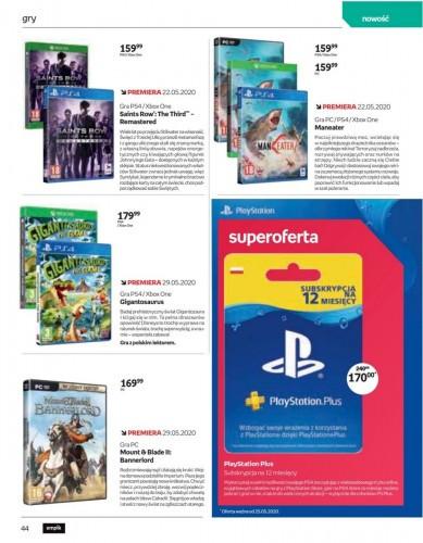 Subskrypcja PlayStation Plus na 12 miesięcy