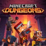 Promocja na Minecraft Dungeons