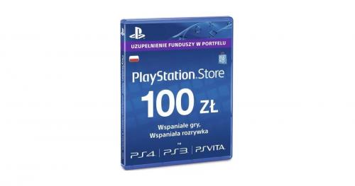 Promocja na PlayStation Network Card