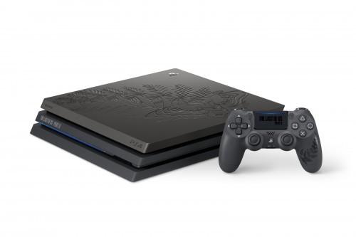 Promocja na limitowaną edycję PlayStation 4 Pro z The Last of Us: Part II