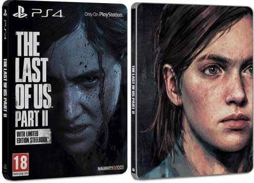 Promocja na The Last of Us Part II ze steelbookiem